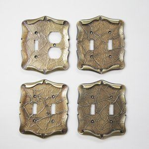 Vintage Light Switch Plate/Electric Outlet Covers